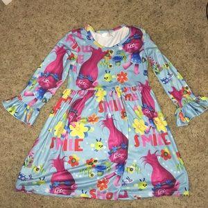 Other - Girls trolls dress